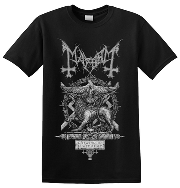 MAYHEM - 'Blasphemy' T-Shirt