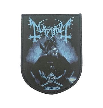 MAYHEM - 'Chimera (Black Edging)' Patch