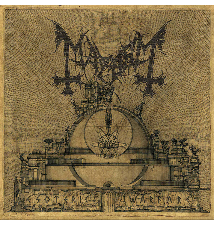 MAYHEM - 'Esoteric Warfare' CD