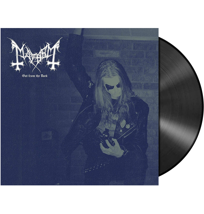 MAYHEM - 'Out from the Dark' LP