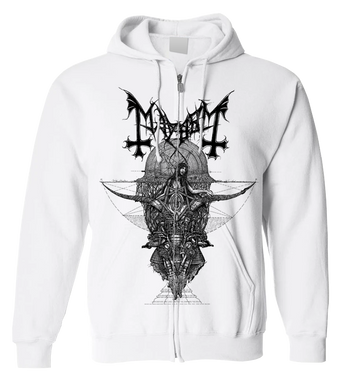 MAYHEM - 'Trinity' Zip-Up Hoodie
