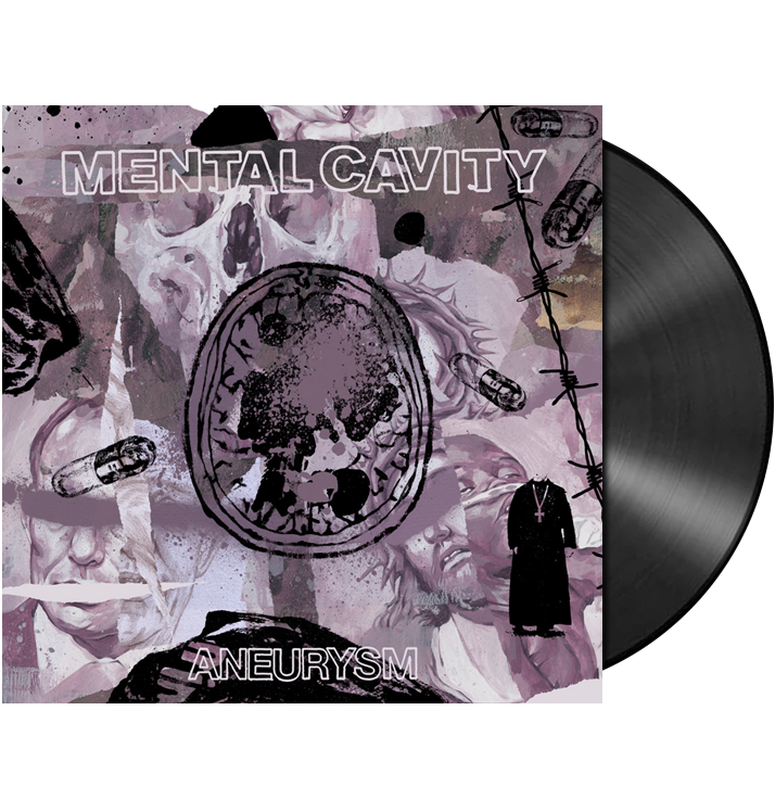 MENTAL CAVITY - 'Aneurysm' LP