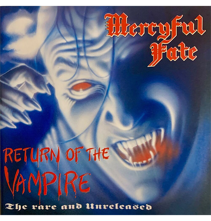 MERCYFUL FATE - 'Return of the Vampire' DigiCD