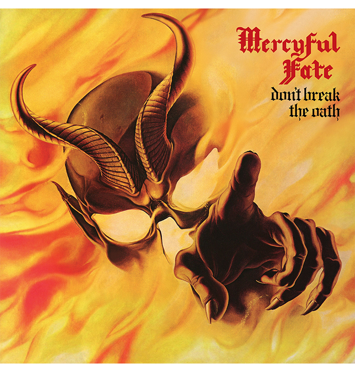 MERCYFUL FATE - 'Don't Break The Oath' DigiCD