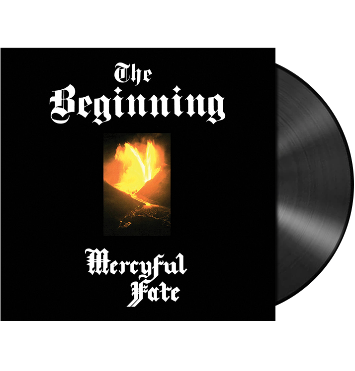 MERCYFUL FATE - 'The Beginning' Re-Issue LP