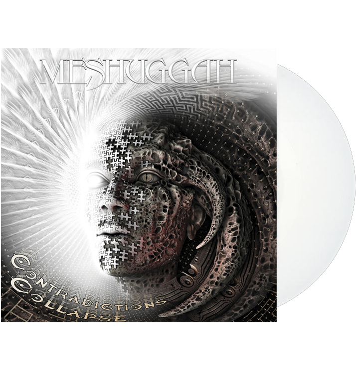 MESHUGGAH - 'Contradictions Collapse' 2xLP