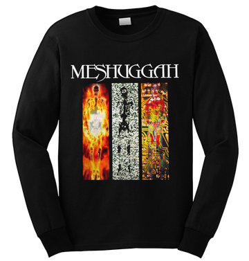 MESHUGGAH - 'Destroy Erase Improve' Long Sleeve