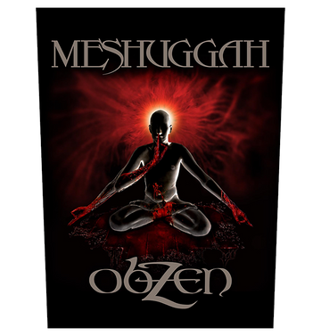 MESHUGGAH - 'Obzen' Back Patch