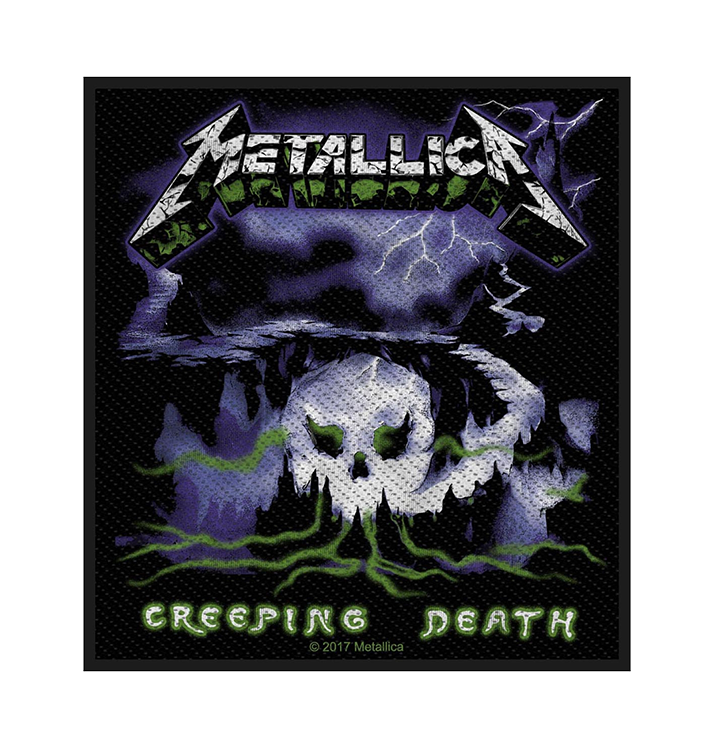 METALLICA - 'Creeping Death' Patch