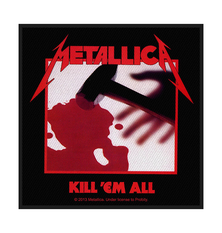 METALLICA - 'Kill 'Em All' Patch