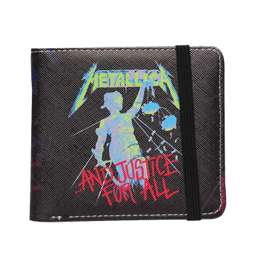 METALLICA - 'And Justice For All' Wallet