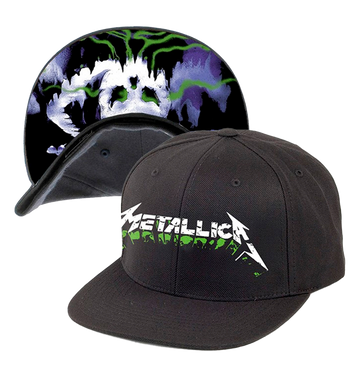 METALLICA - 'Creeping Death' Snapback