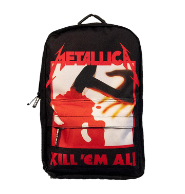 METALLICA - 'Kill Em All' Backpack