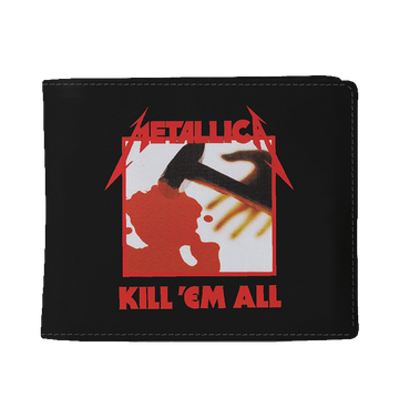 METALLICA - 'Kill 'Em All' Wallet