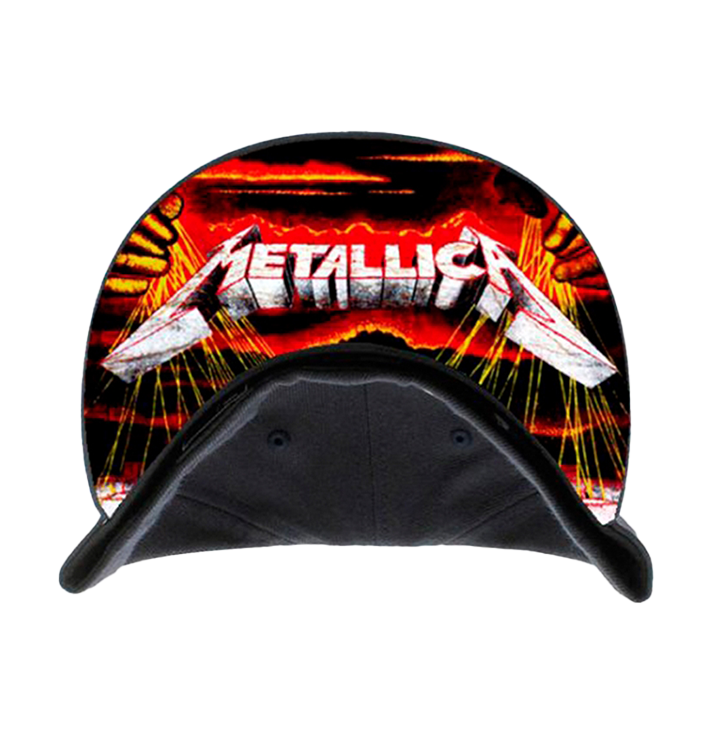 METALLICA - 'Master Of Puppets' Snapback