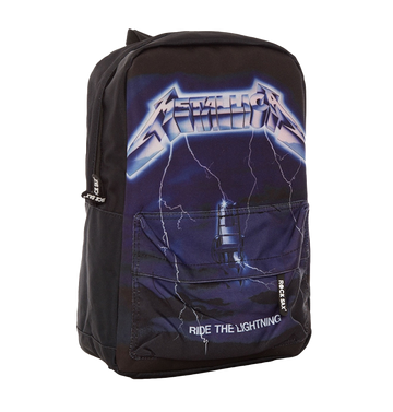 METALLICA - 'Ride The Lightning' Backpack