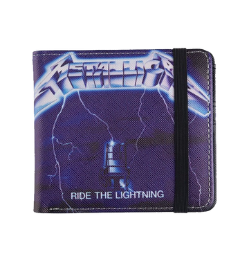 METALLICA - 'Ride The Lightning' Wallet