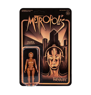 METROPOLIS - 'Maria' ReAction Figure