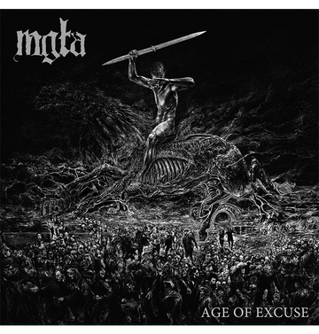 MGŁA - 'Age Of Excuse' CD