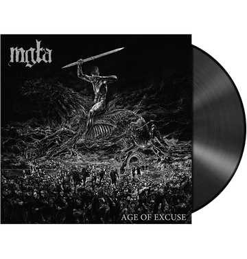 MGŁA - 'Age Of Excuse' LP