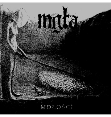 MGŁA - 'Mdłości / Further Down The Nest' CD