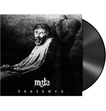 MGŁA - 'Presence / Power And Will' LP