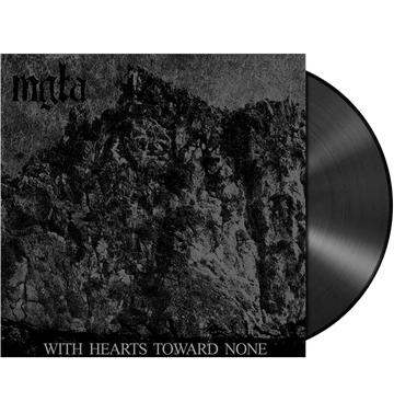 MGŁA - 'With Hearts Toward None' LP