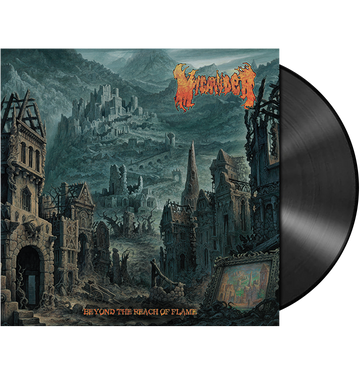 MICAWBER - 'Beyond The Reach Of Flame' LP