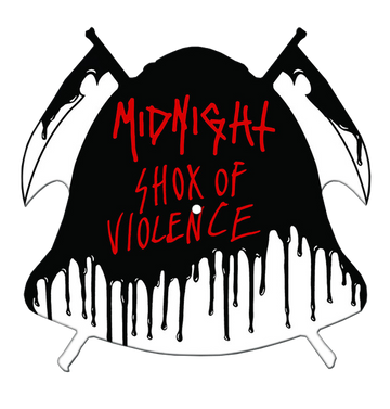 MIDNIGHT - 'Shox Of Violence' EP