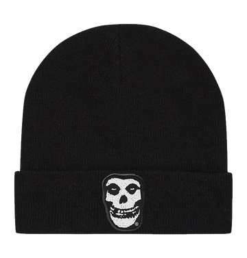 MISFITS - 'Skull Patch' Beanie