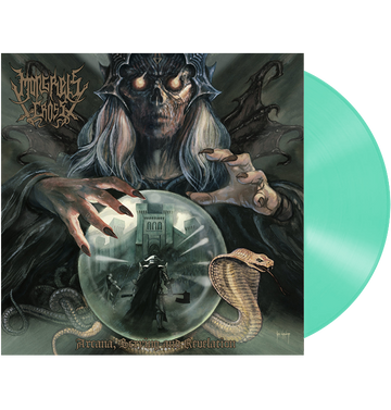 MONGRELS CROSS - 'Arcana,Scrying and Revelation' LP