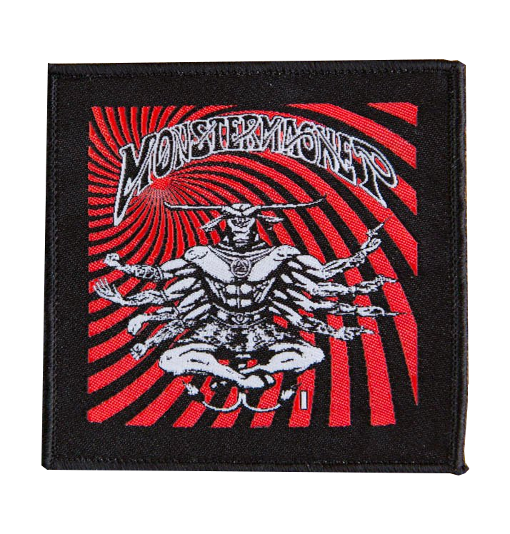 MONSTER MAGNET - '8 Arms Bull God' Patch
