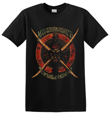 MONSTER MAGNET - 'Spine Of Gold' T-Shirt