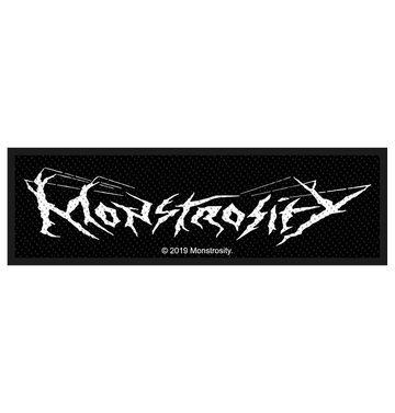 MONSTROSITY - 'Logo' Patch