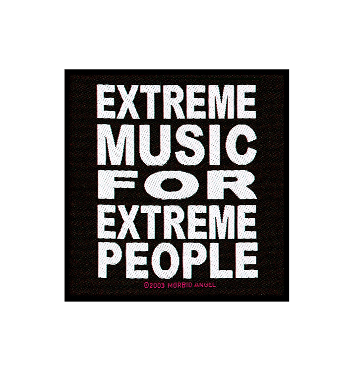 MORBID ANGEL - 'Extreme Music' Patch