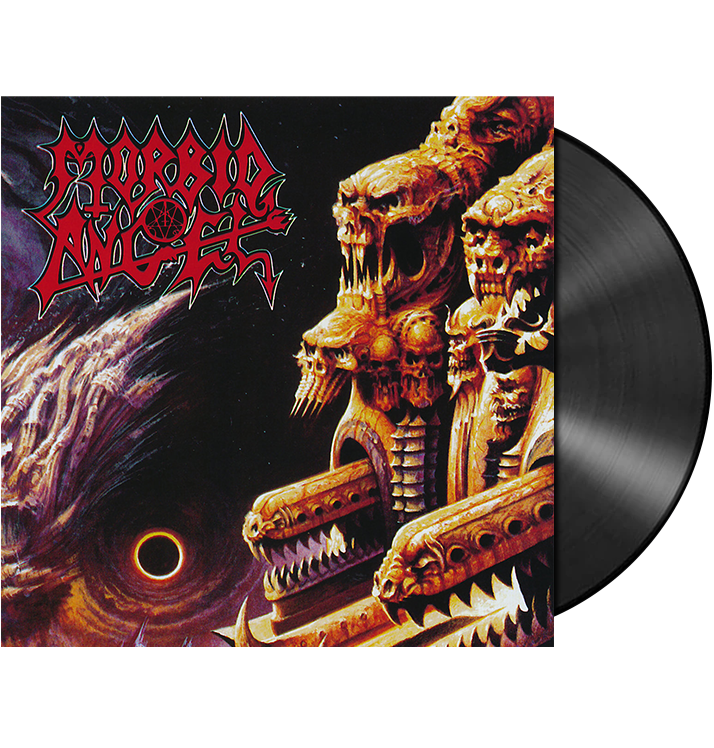 MORBID ANGEL - 'Gateways To Annihilation' LP