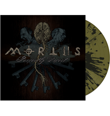 MORTIIS - 'Perfectly Defect' LP