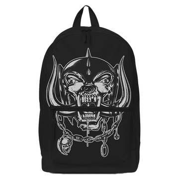 MOTÖRHEAD - 'Warpig' Backpack