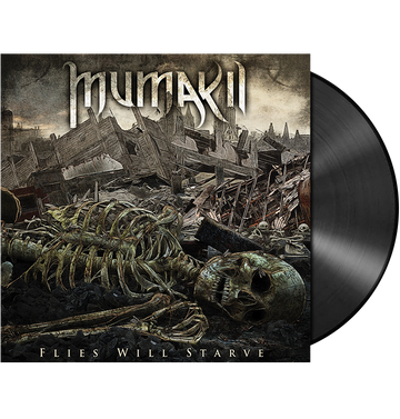 MUMAKIL - 'Flies Will Starve' LP