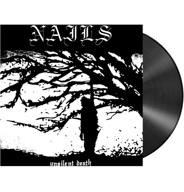 NAILS - 'Unsilent Death - 10th Anniversary Edition' LP