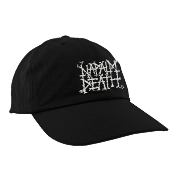 NAPALM DEATH - 'Logo' Dad Hat