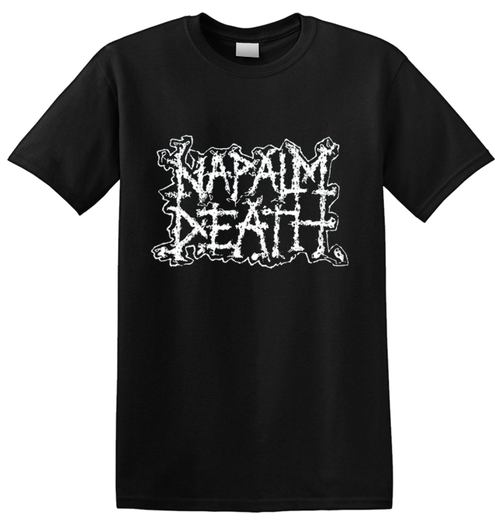 NAPALM DEATH - 'Logo' T-Shirt