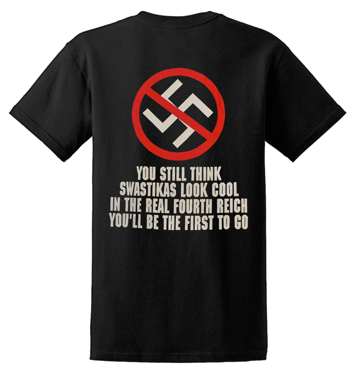 NAPALM DEATH - 'Nazi Punks Fuck Off' T-Shirt
