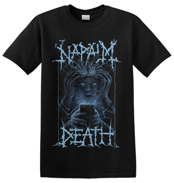 NAPALM DEATH - 'Social Vivisection' T-Shirt