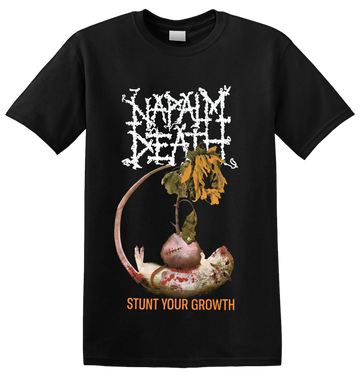 NAPALM DEATH - 'Stunt Your Growth' T-Shirt