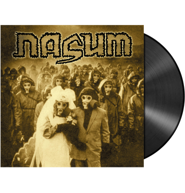 NASUM - 'Inhale/Exhale' LP