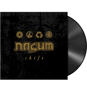 NASUM - 'Shift' LP