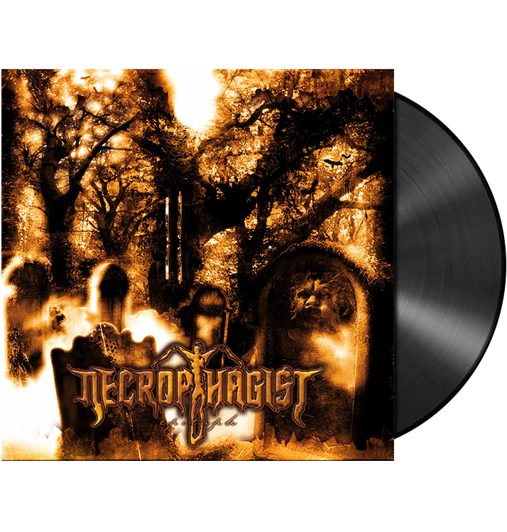 NECROPHAGIST - 'Epitaph' LP
