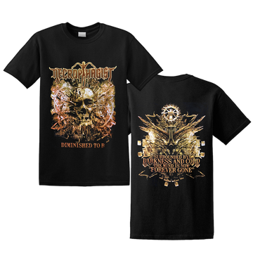 NECROPHAGIST - 'Diminished To B' T-Shirt