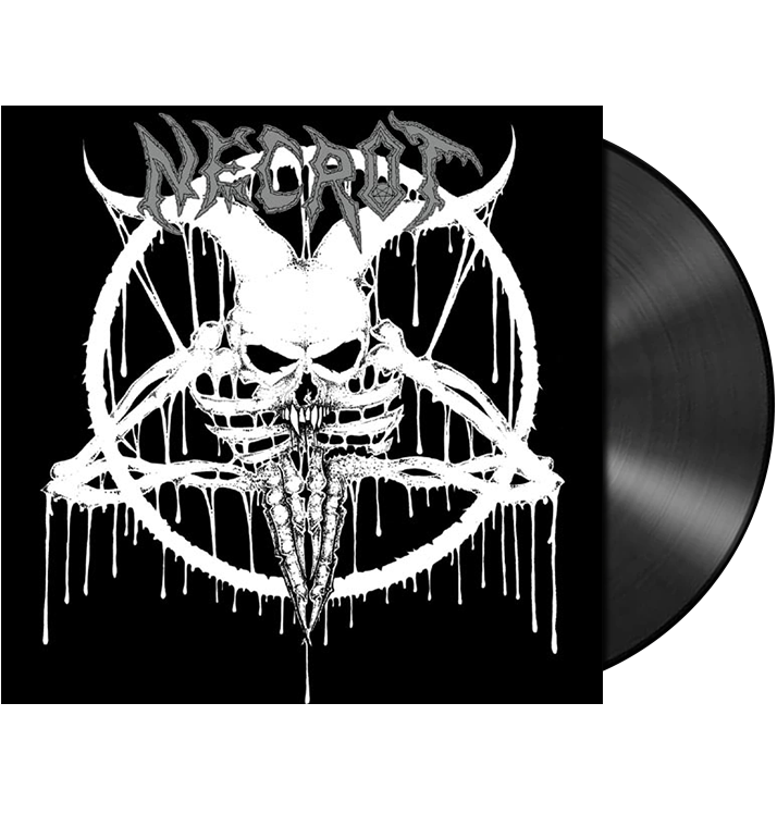 NECROT - 'The Labyrinth' LP